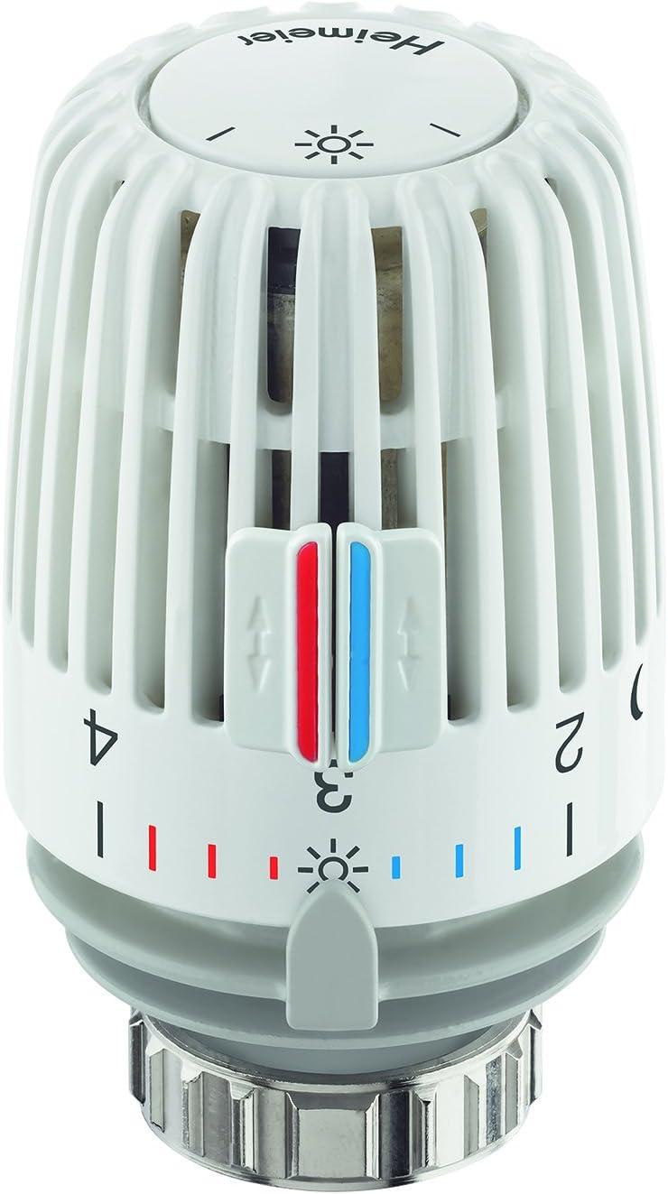 TA Heimeier 6001-00.500 T/ête thermostatique K avec capteur /à distance et tube capillaire standard 1,25 m