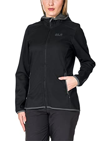 low cost 337ab 3fbb7 Jack Wolfskin Damen Softshelljacke Grand Valley