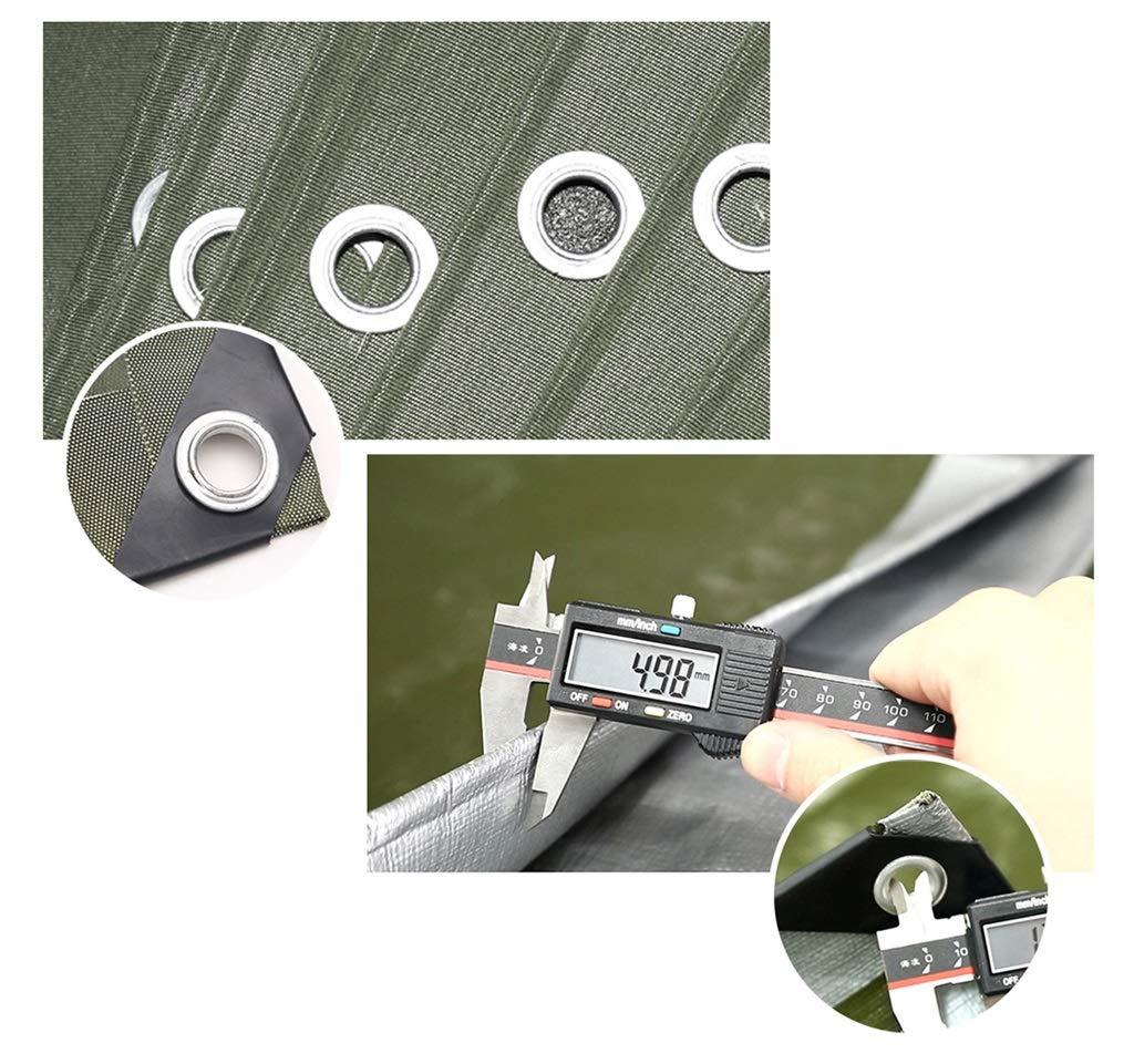 Telone impermeabile antipioggia antipioggia antipioggia per impieghi gravosi antipioggia - 600 g m², spessore 0,5 mm (dimensioni   2MX2M)   Vari I Tipi E Gli Stili    Garanzia autentica  04a0a0