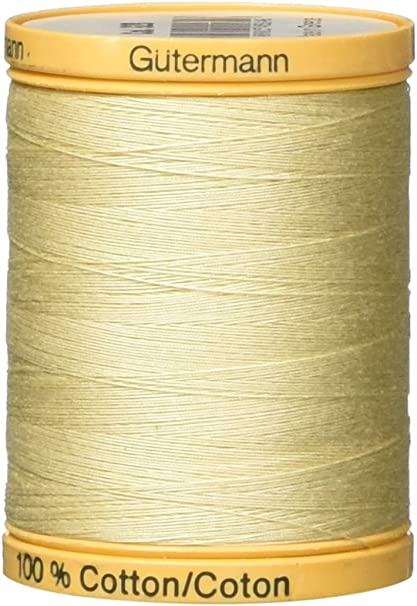 Gutermann Natural Cotton 50 Thread 800m 876 yds Taupe