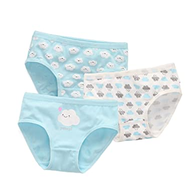 1b80f032ba597e Babyicon 3 Pack Baby Girls Toddler Kids Cotton Underwear Potty Training  Pants (73-80cm