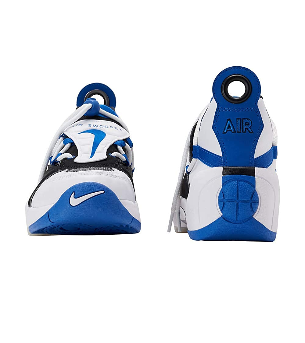 premium selection 2be3a adfed Amazon.com  Nike W Air Swoopes Ii Womens 917592-101 WhiteGame Royal-Black   Basketball