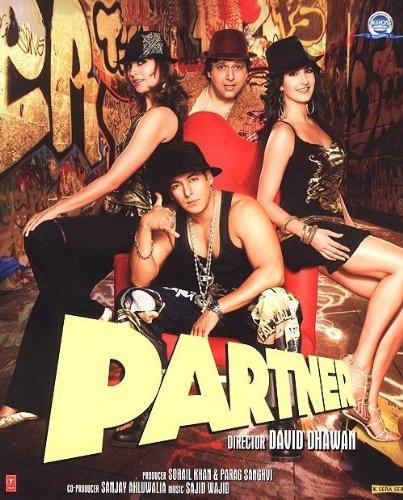 Amazon.com: Partner (2007) (Hindi Film / Bollywood Movie / Indian Cinema  DVD): Govinda, Lara Dutta, Katrina Kaif, Salman Khan: Movies & TV