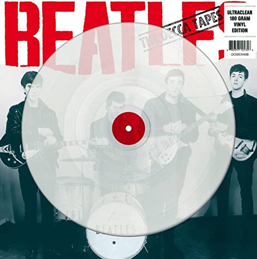 Decca Tapes [Clear Vinyl] [Vinyl LP]