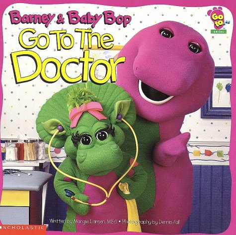 Barney Goes To The Doctor: Lyrick, Publishing: 0045986979124 ...