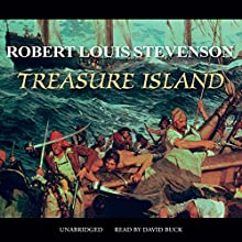 Treasure Island Audiobook by Robert Louis Stevenson Narrated by David Buck