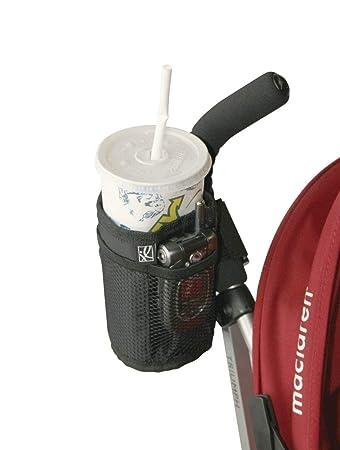 Fahrrad Becherhalter Babyflasche Flaschenhalter f/ür Sport Flasche Kaffeehalter Getr/änkehalter//Becherhalter f/ür Kinderwagen Buggy