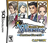 Phoenix Wright, Ace Attorney: Justice For All - Nintendo DS