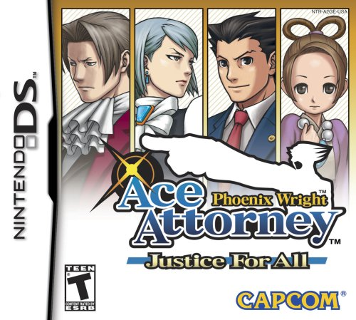 Phoenix Wright, Ace Attorney: Justice For All - Nintendo - Mn Shops Woodbury In