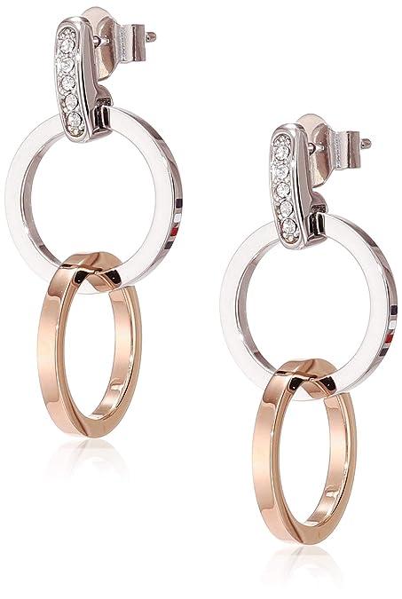 Tommy Hilfiger Jewelry Mujer acero inoxidable Pendientes de ...