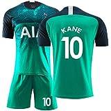 Amazon.com: ZXAOYUAN Harry Kane #10 - Camiseta de fútbol ...