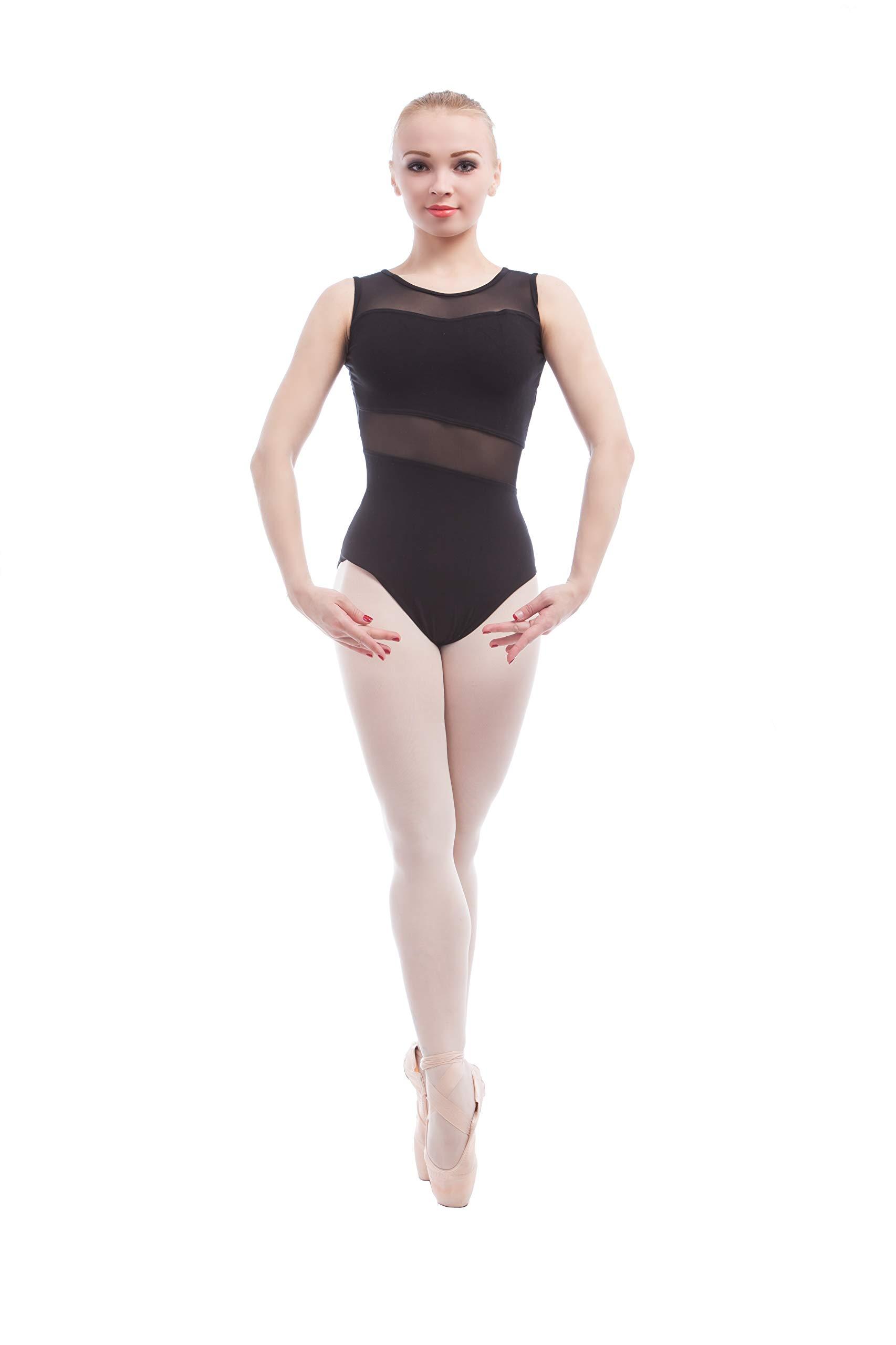 Dance Favourite Girls and Womens Gymnastics Camisole Leotards For Ballet AM01056