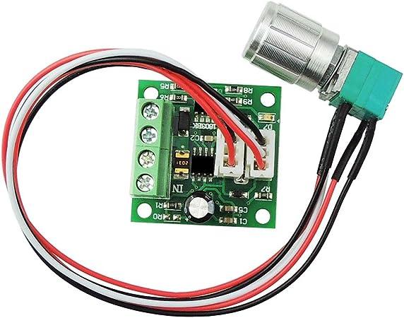 1803BK Adjust 1.8v 3v-15v 2A 30W DC Motor Speed Controller PWM