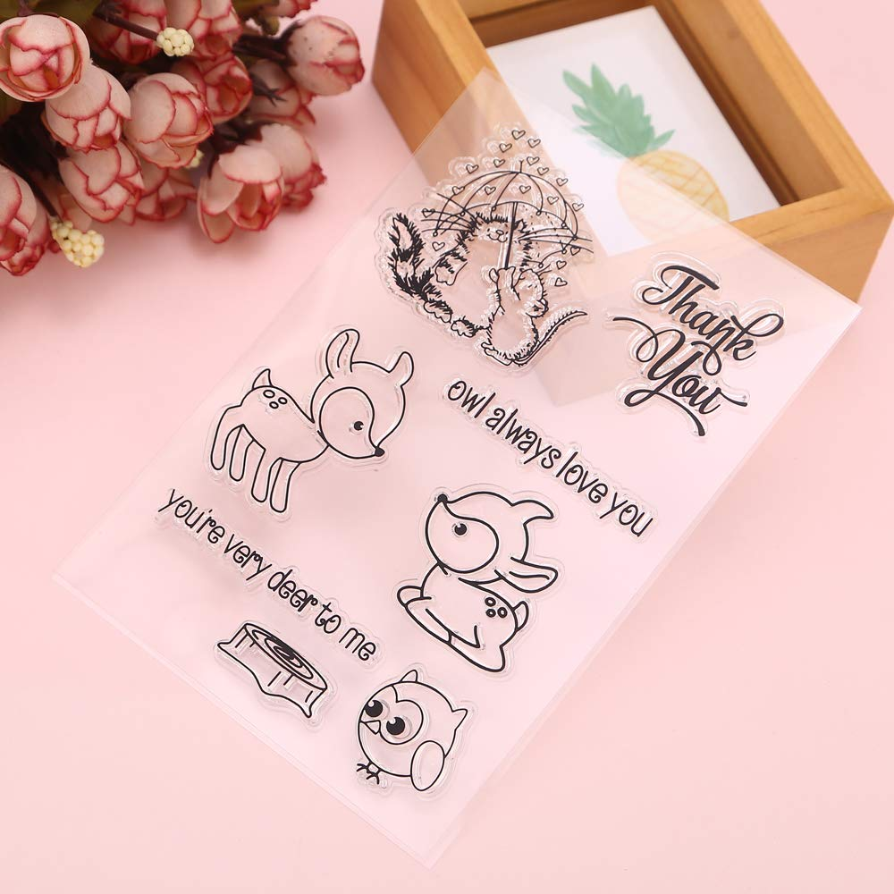 Wedding Mermaid Women Silicone Clear Stamps for Card Making Decoration and Scrapbooking Pretty Patterns DIY O15-4