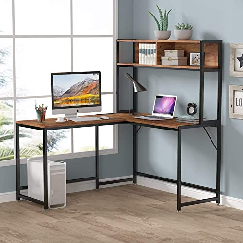 Cheap LITTLE TREE 55 Inches L-Shaped Desk modern office desk for sale
