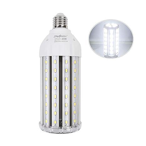 Barn Bright EquivalentBackyard Basement Corn 300 Output Daylight Led High GarageE26 35w 6500k Light Bulb 3500lm Watt For Super 2EIDH9YW