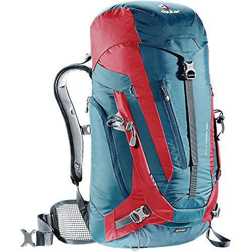 Deuter ACT Trail 30, Arctic / Fire