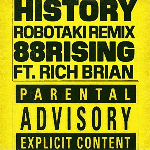 download lagu history rich brian wapka