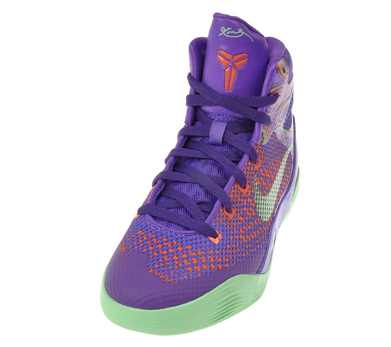 huge discount 476f1 17029 Amazon.com   Nike Kobe IX 9 Elite GS  Purple Venom -size 6.5y   Basketball