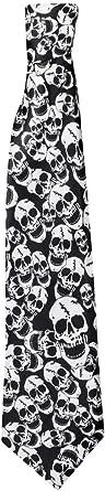 Cravate tête de mort 2