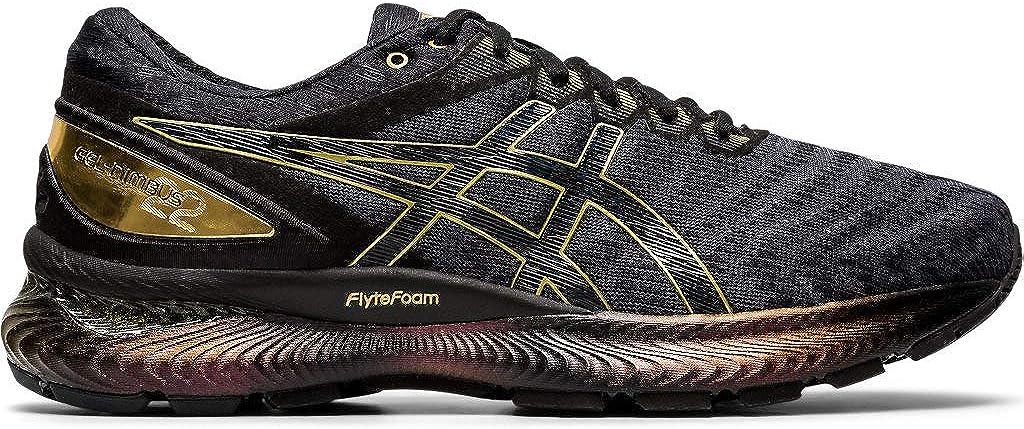 ASICS Gel-Nimbus 22 Platinum Zapatillas de running para hombre: Amazon.es: Zapatos y complementos