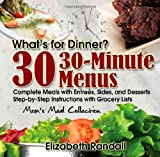 Mom's Meal Collection, Elizabeth Randall, 1432735799