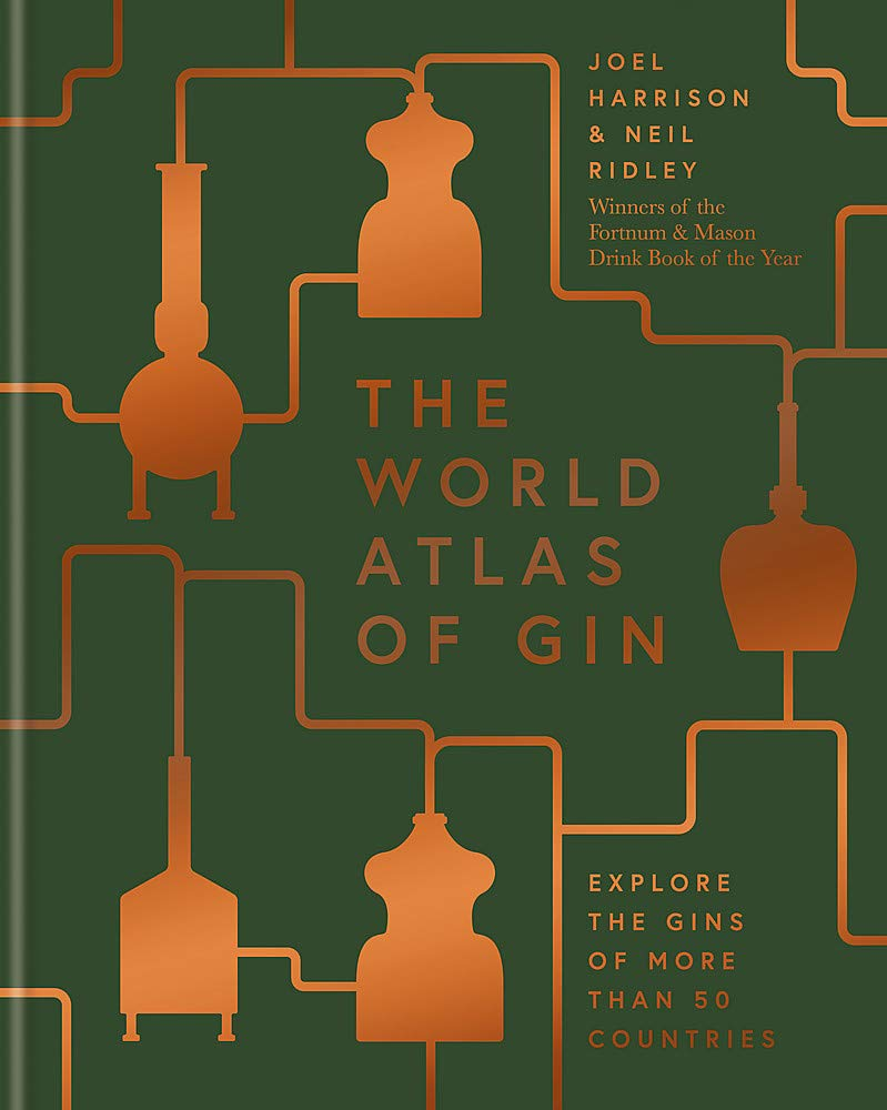 The World Atlas of Gin by Mitchell Beazley
