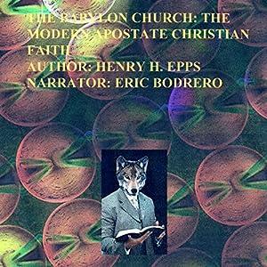 The Babylon Church Audiobook