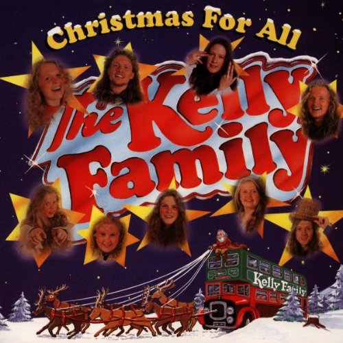 kelly family the christmas for all kel life 7243 8 35774 2 2kel amazoncom music