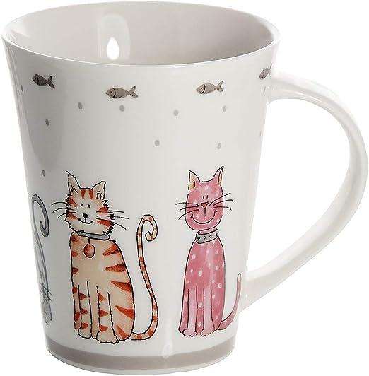 SPOTTED DOG GIFT COMPANY Taza mug de cerámica Porcelana para café ...