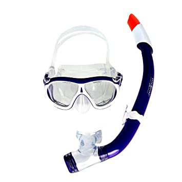 Aqua Lung Women s Ivy Seabreeze LX Lady Mask   Snorkel Set fc45bd2874