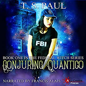 Conjuring Quantico  Hörbuch