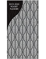 2019 Glitter - Silver Pocket Planner