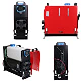 5KW 12V Detachable Diesel Air Heater All-in-One