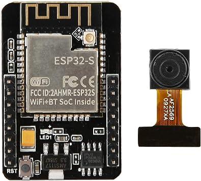 OV2640 2.0 MP Camera Module### ESP32-CAM ESP32 WIFI Bluetooth Development Board