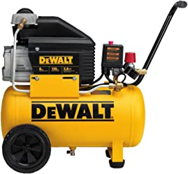 DEWALT D55166 6 gallon Horizontal Portable Electric Air Compressor