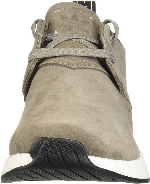 Adidas Originals Nmd_c2 Suede Boost Simple Brown Black Men