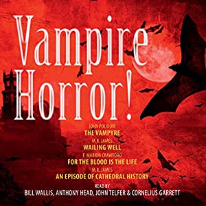 Vampire Horror! Audiobook
