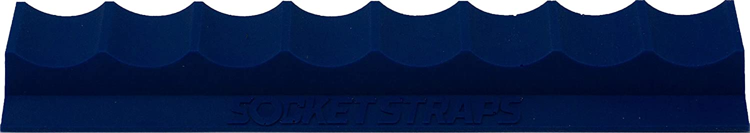 and more; Large; Blue Socket Straps Magnetic Tool Holders for sockets pliers wrenches