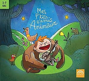 "Afficher ""Mes p'tits z'amis animaux"""