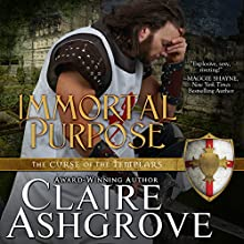 Immortal Purpose Audiobook by Claire Ashgrove Narrated by Dina Pearlman