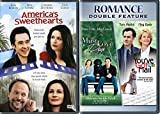 Romance DVD Bundle - You've Got Mail, Must Love Dogs & American's Sweethearts 3-Movie Triple Feature Bundle