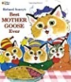 Richard Scarrys Best Mother Goose Ever Giant Little Golden Book from Golden Books