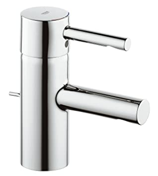 Wandarmaturen bad grohe  Grohe 33532000 Essence Badarmatur- Waschtischarmatur: Amazon.de ...