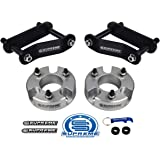 "Supreme Suspensions - Full Lift Kit for 2005-2020 Nissan Frontier 2005-2015 Nissan Xterra and 2009-2012 Suzuki Equator 3"" Fro"