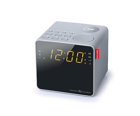 Muse M-187 CLG - Radio (Reloj, Digital, FM,MW,