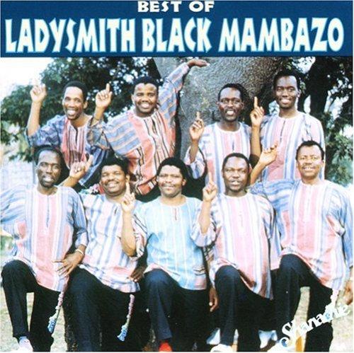 Best of Ladysmith Black mambazo by LADYSMITH BLACK MAMBAZO (1992-06-22)