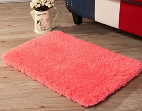 Tappeto Da Salotto Rosa : Tappeto spesso può essere lavato da salotto comodino 40 cm x60 cm