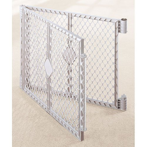 North States Superyard Classic Extension (Play Yard Gate Extension)