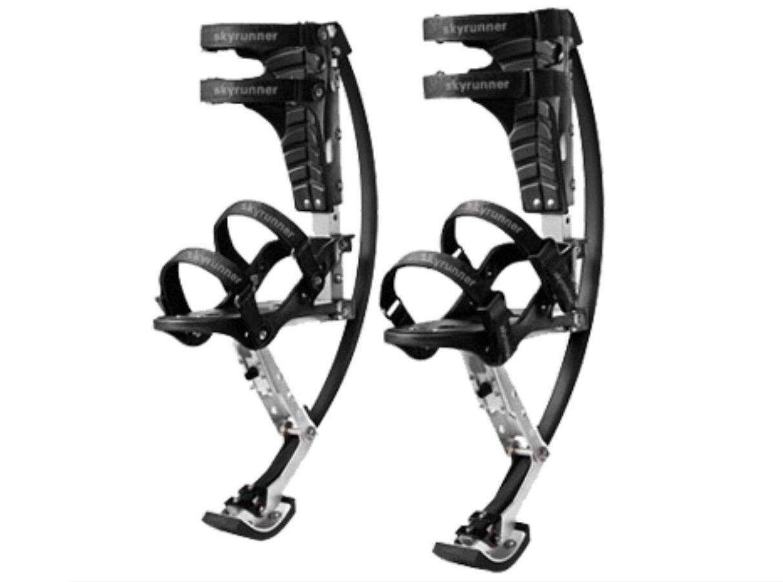 Skyrunner Kids//Child Youth Kangaroo Shoes Jumping Stilts Fitness Exercise 88-132lbs//40-60kg